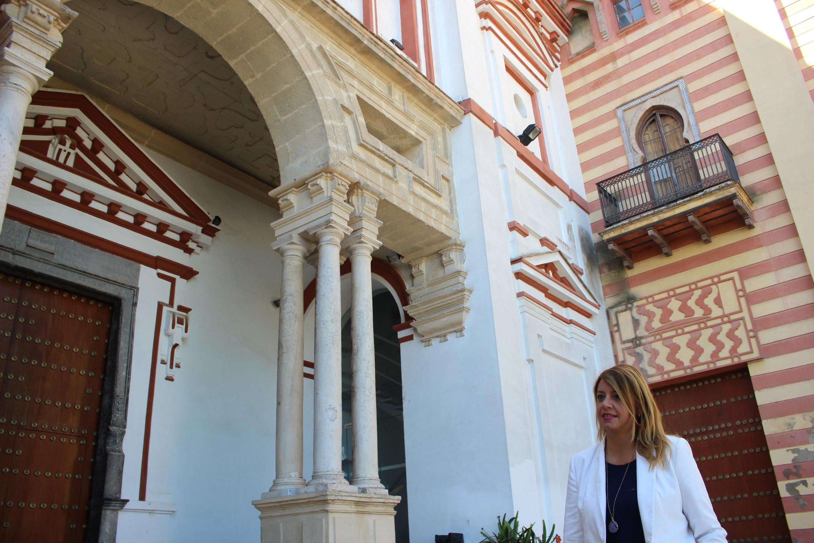 Cs Sanlúcar Votará A Favor De 1 2 Millones Para Rehabilitar El Auditorio De La Merced Ciudadanos Sanlúcar De Barrameda